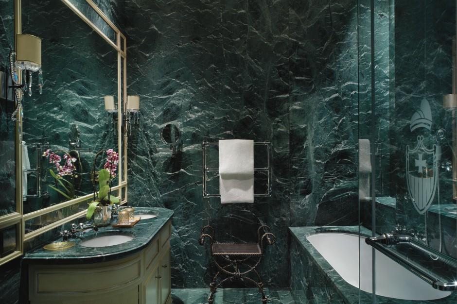 Tutaj bywał Hemingway: luksusowa kąpiel i widok na panoramę Wenecji