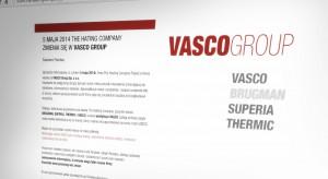 The Heating Company zmienia się w Vasco Group