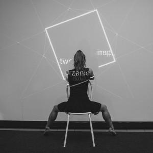 Maciej Zień podczas Tubądzin Design Days w Białymstoku