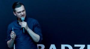 Maciej Zień dla łazienek - projektowania nie skończy na płytkach
