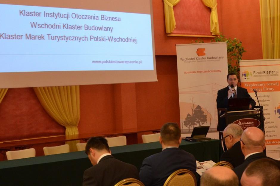 Współpraca ponadregionalna firm budowlanych z Polski Wschodniej i Pomorza [konferencja]