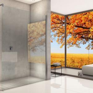 Wiosna, lato, jesień... Zobacz, jak zmieniają się pory roku w łazience