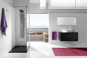 Nowość do łazienek: brodziki na wymiar