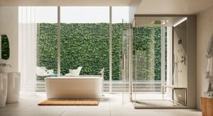 Dzika zieleń w łazience – urządzamy wnętrza z pięknymi roślinami
