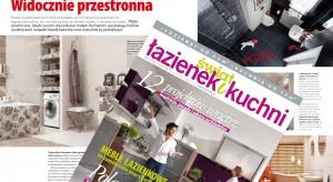 Magazyn Świat Łazienek i Kuchni – nowy numer już w sprzedaży!