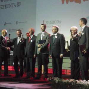 Poznaliśmy laureatów Nagrody Gospodarczej Prezydenta RP