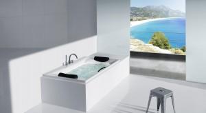 Łazienki z widokiem na ocean – naprawdę orzeźwiająca kąpiel