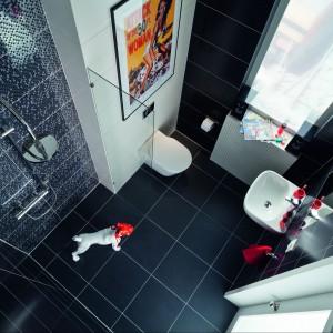 Pomysły na podłogę do łazienki – zobacz ciekawe kolekcje płytek