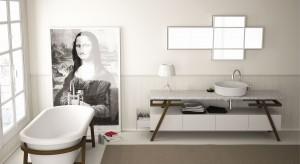 Łazienka z obrazami – możesz stworzyć małą galerię sztuki
