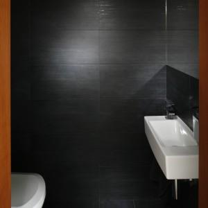 Tylko dwa metry kwadratowe – dyskretna i elegancka toaleta dla gości