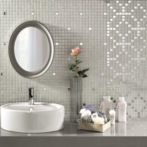 Dekoracyjne mozaiki – szklane, ceramiczne, kamienne. Na ściany, podłogi i obudowy