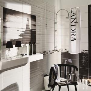 Białe płytki z kolorowymi dekorami – zobacz najpiękniejsze kolekcje
