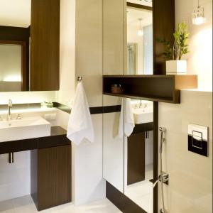 Mała łazienka optycznie powiększona – zobacz co mogą zdziałać lustra