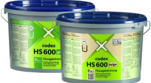 Hydroizolacja w płynie Codex HS 600