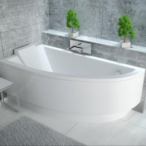 Wanny  do narożnika  – najlepsze modele do małej łazienki