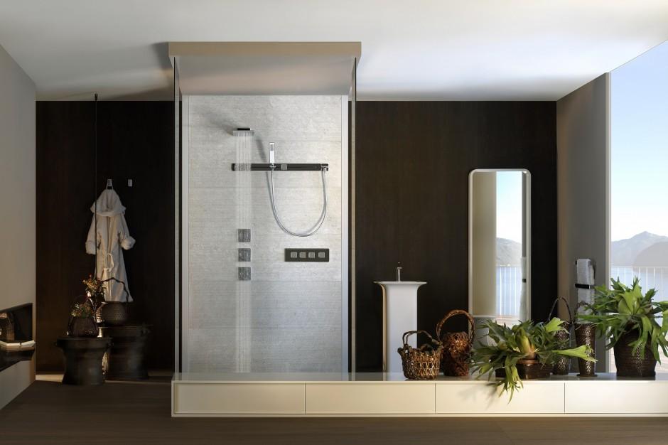 Ikebana w łazience – jak ją zrobić radzi ekspert japońskiej szkoły Ikenobo