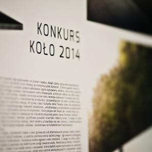 """Pokonkursowa wystawa """"Projekt Łazienki 2014"""""""