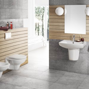 Elegancka i funkcjonalna łazienka od Grupy Armatura