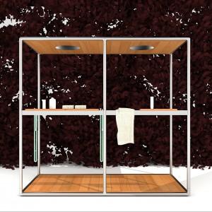 Letnia łazienka na tarasie i w ogrodzie. 10 pomysłów na różne budżety
