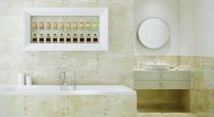 Płytki ceramiczne jak marmur – 10 kolekcji do małych i dużych łazienek