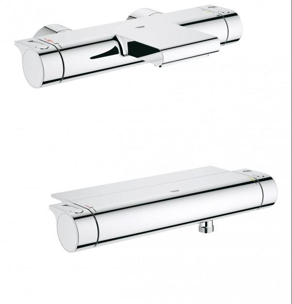 Baterie prysznicowe i wannowe – zobacz modele nagrodzone red dot 2014