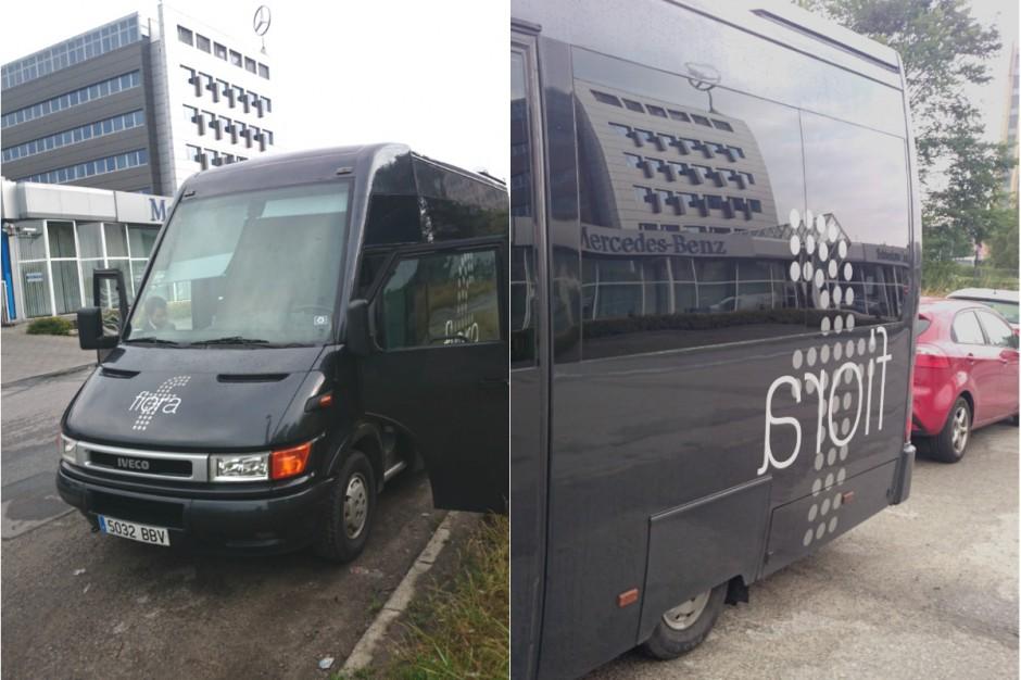 Fiora Bus podróżuje po Polsce