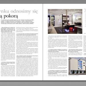 """Nowy numer """"Łazienki"""" (3/2014) już w sprzedaży!"""