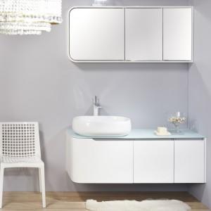 Białe meble do łazienki – piękne, modne, praktyczne. 12 kolekcji