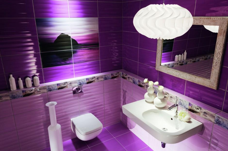 Łazienka w stylu romantycznym – stworzona z myślą o relaksie
