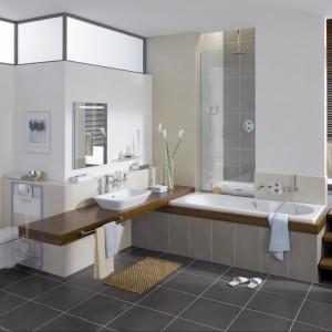 Stelaże do podwieszanych sedesów. 10 pomysłów na modne projekty łazienek