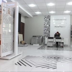 Zobacz pierwszy salon sprzedaży Ceramstic w Warszawie