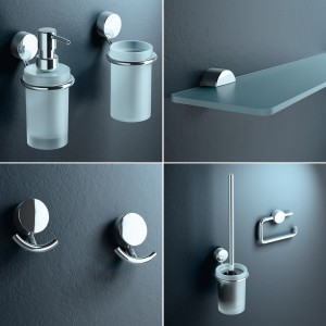 Akcesoria łazienkowe – zobacz 10 najlepszych nowości roku 2014