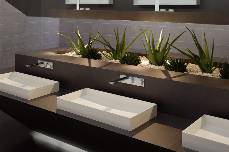 Umywalki w kształcie prostokąta – nowoczesne i praktyczne. 10 modeli