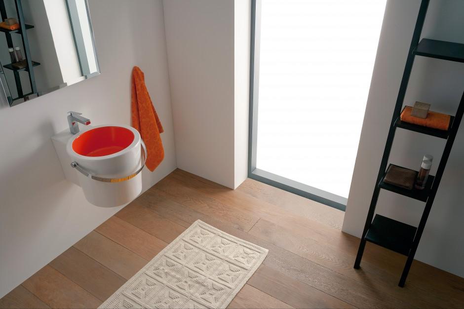 Pomarańczowa ofensywa! 15 pomysłów na energetyzujące wnętrza