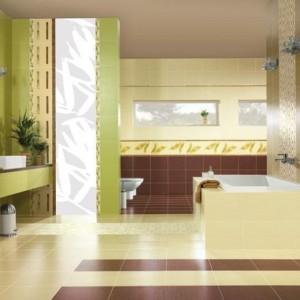 Łazienka na zielono – pomysły na modne aranżacje ożywione kolorem