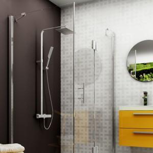 Abelia - pięć nowych modeli kabin prysznicowych