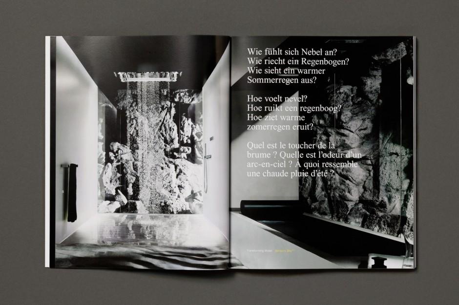 """Inspiracje do łazienki i spa - w magazynie """"Dornbracht Bathroom"""""""