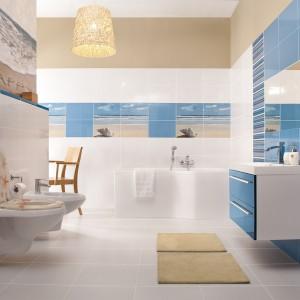 W marynistycznym stylu – 10 sposobów na aranżację łazienki