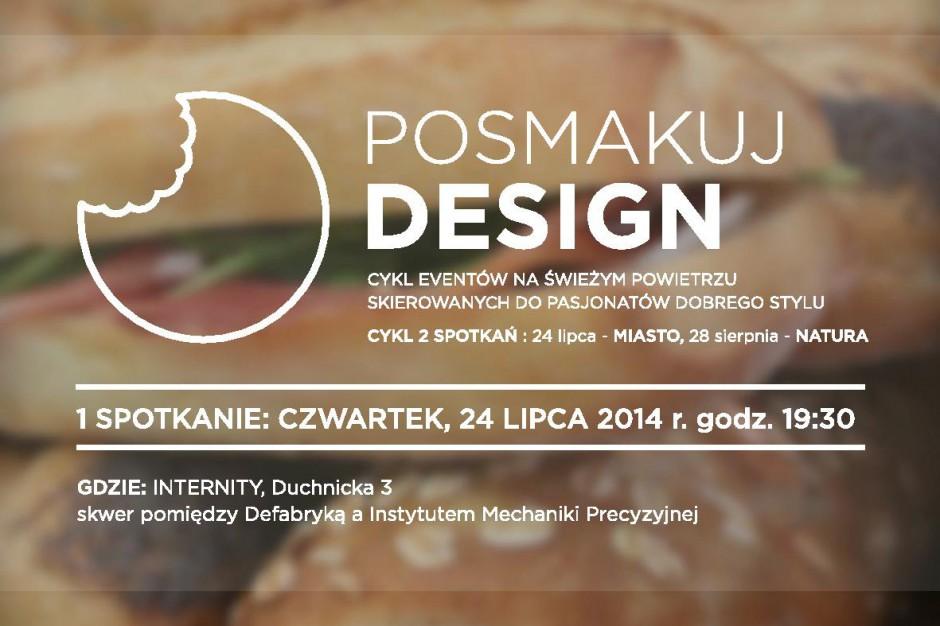Smakowanie designu z Internity