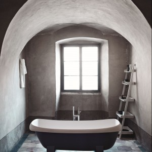 Chłodne mury – zobacz piękne aranżacje łazienek w stylu minimalistycznym