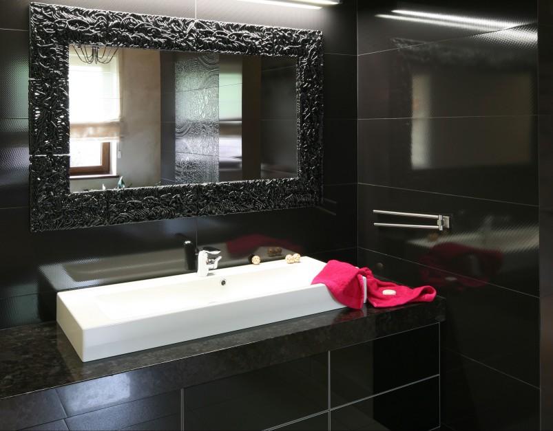 Aranżujemy Granit Do łazienki Piękny I Solidny Kamień Na