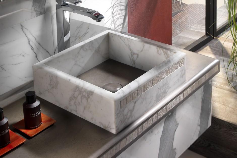 Marmur do łazienki – piękny i trwały. Do wnętrz w różnych stylach