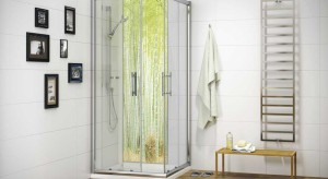 Kabiny prysznicowe: zobacz co nowego na rynku. 20 modeli