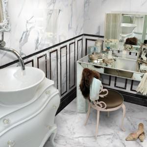 Płytki ceramiczne glamour – zobacz 15 modnych kolekcji w kobiecym stylu
