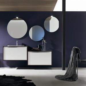 Białe meble do łazienki – zobacz propozycje zagranicznych producentów