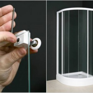 Samodzielny montaż kabiny prysznicowej [krok po kroku]