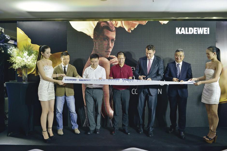 Kaldewei otwiera 40 salon w Chinach