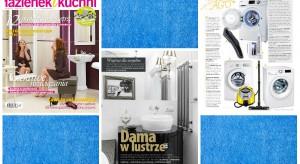 Magazyn Świat Łazienek i Kuchni: nowy numer 4-2014 już w salonach prasowych!