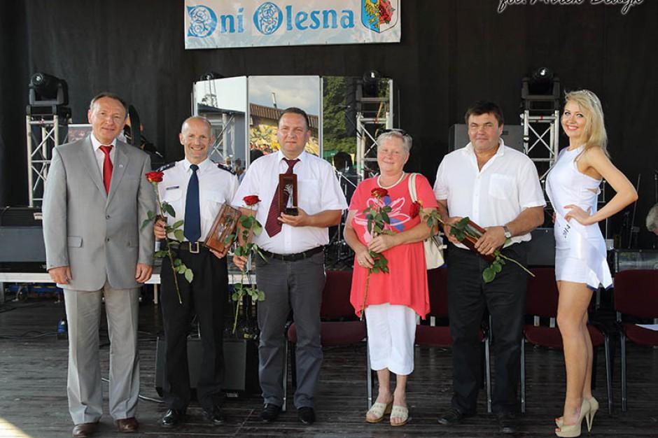 Dyrektor fabryki Oras nagrodzony