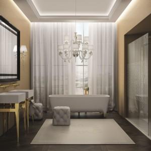 Łazienka w stylu hotelowym – 12 pomysłów na pięciogwiazdkową aranżację